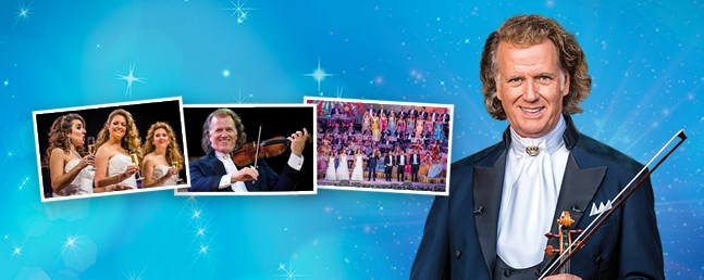 Andre Rieu: VIP Tickets + Hospitality Packages - Manchester Arena.