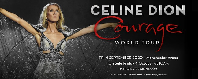 celine dion - vip tickets and hospitality packages, manchester arena