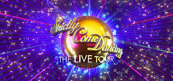 Strictly Come Dancing The Live Tour 2020: VIP Tickets + Hospitality Packages - Manchester Arena.