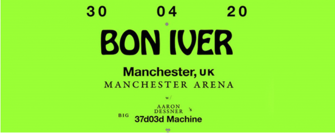 bon iver, manchester arena, vip tickets and hospitality packages