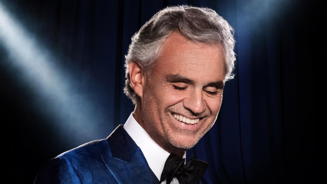 Andrea Bocelli: VIP Tickets + Hospitality Packages - Manchester Arena