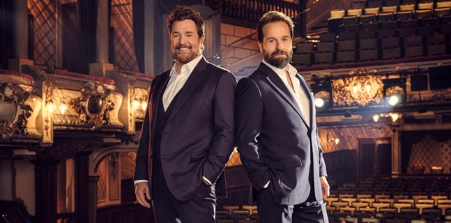 Michael Ball & Alfie Boe - vip tickets and hospitality packages, manchester arena