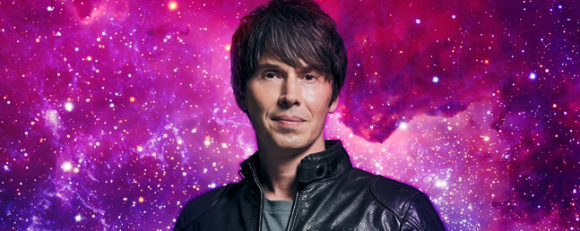 Professor Brian Cox Live: VIP Tickets + Hospitality Packages - Manchester Arena.