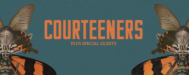 courteeners, manchester arena, vip tickets and hospitality packages