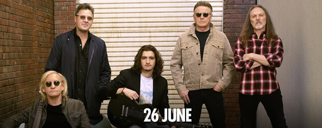 The Eagles: VIP Tickets + Hospitality Packages - Manchester Arena.