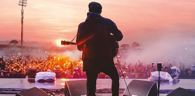 Gerry Cinnamon - vip tickets and hospitality packages, manchester arena