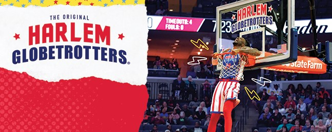 the original harlem globetrotters - vip tickets and hospitality packages, manchester arena