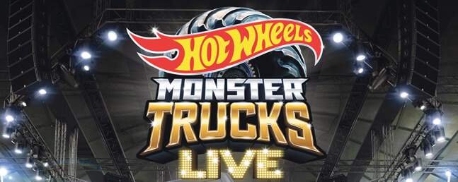 Hot Wheels Monster Trucks Live: VIP Tickets + Hospitality Packages - Manchester Arena.