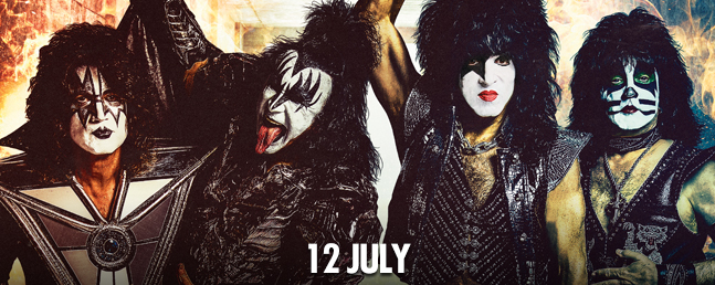 KISS: VIP Tickets + Hospitality Packages - Manchester Arena.