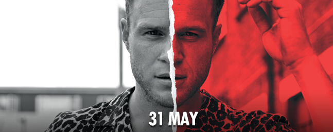 Olly Murs: VIP Tickets + Hospitality Packages - Manchester Arena.