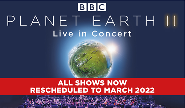 Planet Earth II: VIP Tickets + Hospitality Packages - Manchester Arena.