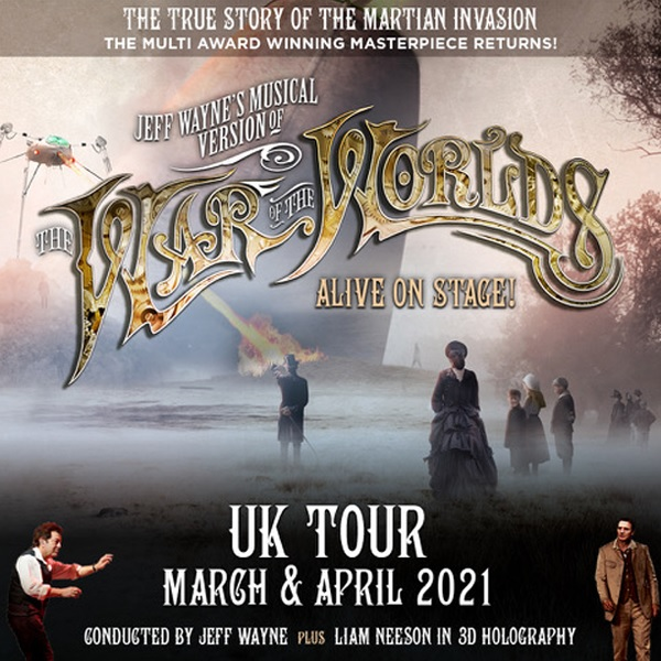 war of the worlds, jeff wayne, musical version - vip tickets and hospitality packages, manchester arena